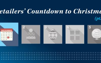 Retailers' Countdown to Christmas (pt. 1)