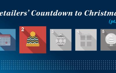 Retailers' Countdown to Christmas (pt. 2)
